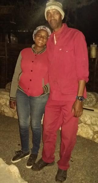 Frans en Thandi