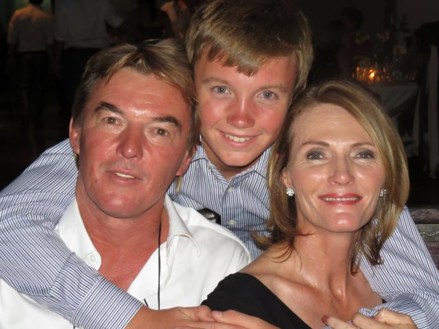 Willem, Calla and Jan-willem